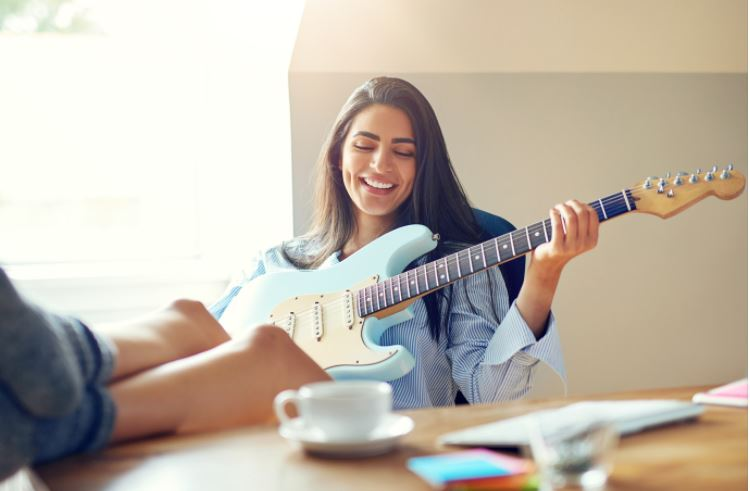 Benefits of Online Instrument Lessons